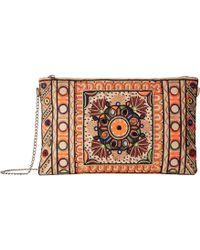 Sole Society - Jalyn Clutch (multi) Clutch Handbags - Lyst