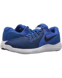 Nike - Lunar Apparent (black white cool Grey) Men s Running Shoes - fbb169494