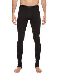 2xist 2(x)ist Essentials Long Underwear - Black
