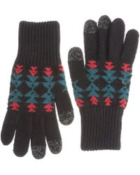 Pendleton - Texting Gloves (tucson Khaki) Over-mits Gloves - Lyst