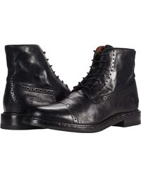 Frye Murray Lace-up - Black
