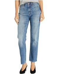 La Vie Rebecca Taylor Classic Denim Jeans In Favori Wash - Blue