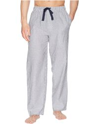 Jockey - Yarn-dye Broadcloth Sleep Pants - Lyst