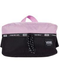 Vans Parkside Fanny Pack Handbags - Black