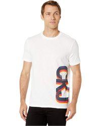 92e72518a4e3 Calvin Klein - Short Sleeve Retro Athleisure Side Logo T-shirt - Lyst