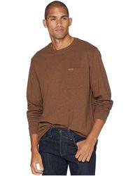 Pendleton - Long Sleeve Deschutes Pocket Tee (black) Men's T Shirt - Lyst