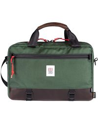 Topo Commuter Briefcase - Green