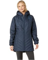 The North Face Mossbud Insulated Reversible Parka - Blue