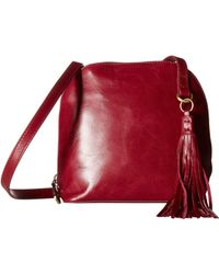Hobo - Nash (graphite) Cross Body Handbags - Lyst