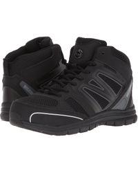 Wolverine - Nimble Fx Steel Toe (black/black) Women's Industrial Shoes - Lyst