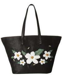 Betsey Johnson | Daisy'd & Confused Tote | Lyst