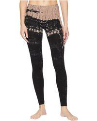 Hard Tail - Spliced Pants (diagonal Butterfly 1) Women's Casual Pants - Lyst
