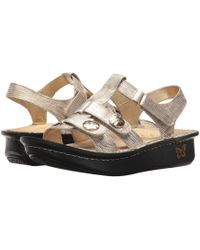 2f6ad741f849 Alegria - Kleo (rainbow Cyclone) Women s Sandals - Lyst