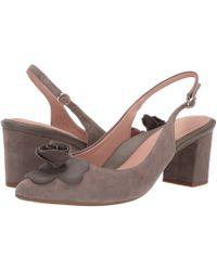 Taryn Rose - Michelle (black Suede) Women's Shoes - Lyst