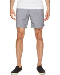 Dockers - Standard Pull-on Shorts (montara Montecito Blue) Men's Shorts - Lyst