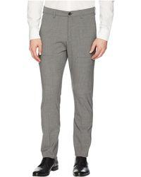 Eleventy - Flat Front Wool Stretch Fatique Pants (medium Grey) Men's Casual Pants - Lyst