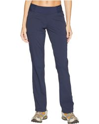 Mountain Hardwear Dynamatm Pant (light Army) Women's Casual Pants - Blue