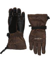 Columbia Whirlibird Gloves - Green