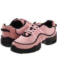 Bloch Boost Drt Mesh Sneaker - Pink