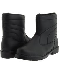Tundra Boots - Abe (black) Men's Cold Weather Boots - Lyst