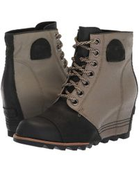 Sorel - Pdxtm Wedge (cattail) Women's Cold Weather Boots - Lyst