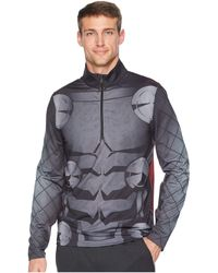Spyder - Marvel Tech 1/4 Zip (red/ironman) Men's Long Sleeve Pullover - Lyst