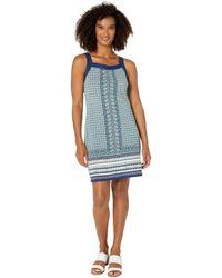 Tommy Bahama - Geo Mesa Shift Dress - Lyst