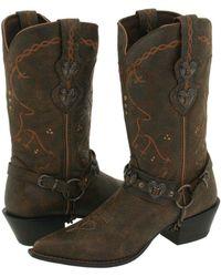 Durango - Crush Cowgirl Boot - Lyst