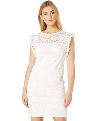 Lauren by Ralph Lauren Afiya Dress - White