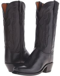 Lucchese Grace - Black