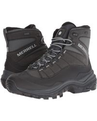 Merrell Thermo Chill 6 Shell Waterproof - Black