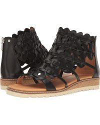 Pikolinos - Alcudia W1l-8845 (black) Women's Shoes - Lyst