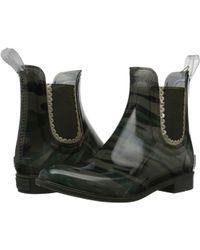 Jack Rogers - Sallie Print Rainboot Rain Boot - Lyst