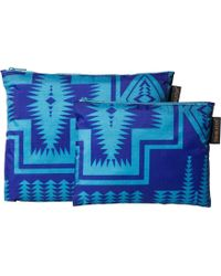 Pendleton - 2-pack Zip Pouch (southern Highlands Multi) Bags - Lyst