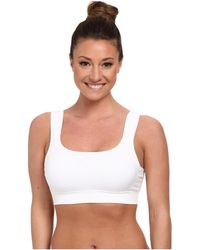 Jockey Active Hi-impact Seamless Sports Bra - White