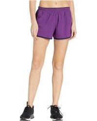 Brooks Go-to 3 Shorts - Purple