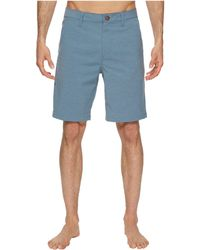 Vans - Authentic Microplush Decksider Boardshorts - Lyst