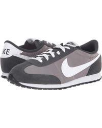 e40d68b16e5ec Lyst - Nike Mach Runner (anthracite white black) Men s Running Shoes ...