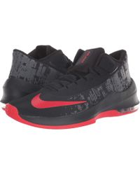 72ca21109e72 Lyst - Nike Air Max Infuriate Low Basketball Shoes in Black for Men