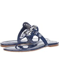 Tory Burch - Miller (bright Indigo) Women's Shoes - Lyst