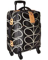 Orla Kiely - Classic Giant Linear Luggage Travel Cabin Case - Lyst