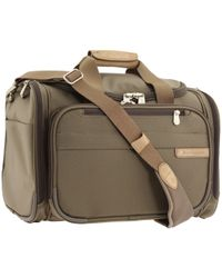 Briggs & Riley Baseline - Cabin Duffle Carry On Luggage - Green