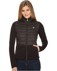 Ariat - Capistrano Jacket (black) Women's Coat - Lyst