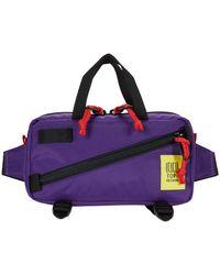 Topo - Mini Quick Pack Cross Body Handbags - Lyst