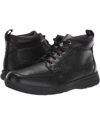 Nunn Bush Cam Moc Toe Boot - Black