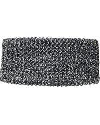 Rebecca Minkoff Marled Headband - Black