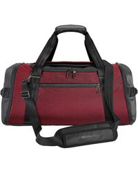 Briggs & Riley Zdx Large Travel Duffel Duffel Bags - Red