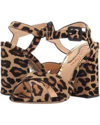 Charlotte Olympia - Emma (black Velvet) Women's Shoes - Lyst
