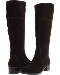 La Canadienne - Passion (black Leather) Women's Waterproof Boots - Lyst