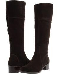 La Canadienne - Passion (espresso Suede) Women's Waterproof Boots - Lyst